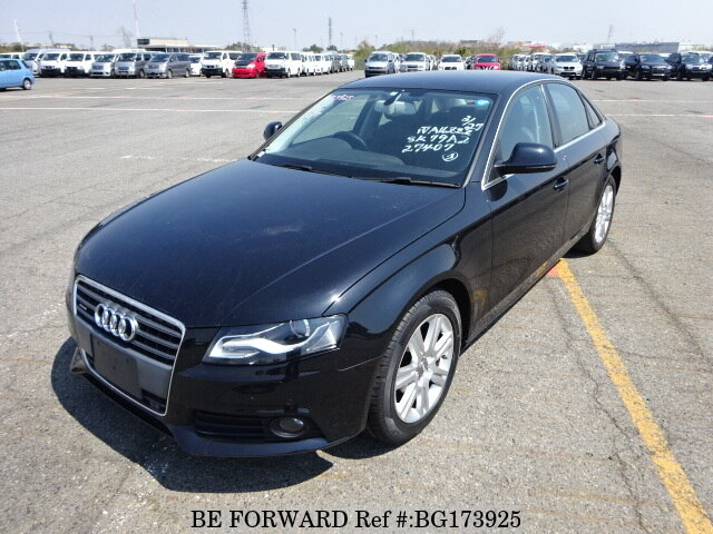 Used 2009 AUDI A4 BG173925 for Sale