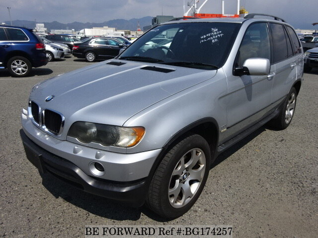Used 2003 BMW X5 BG174257 for Sale