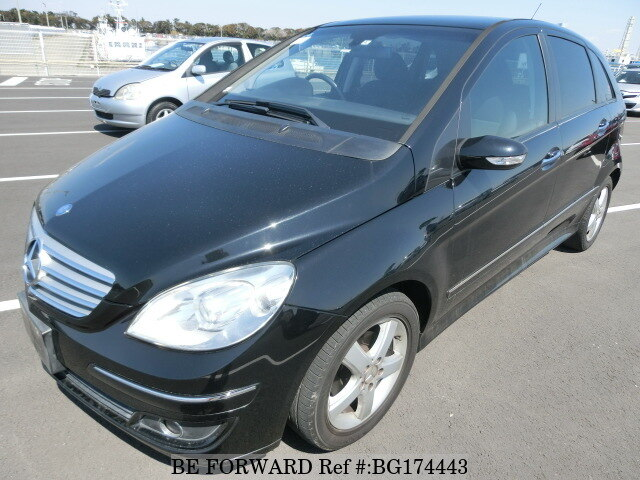 Used 2006 MERCEDES-BENZ B-CLASS BG174443 for Sale