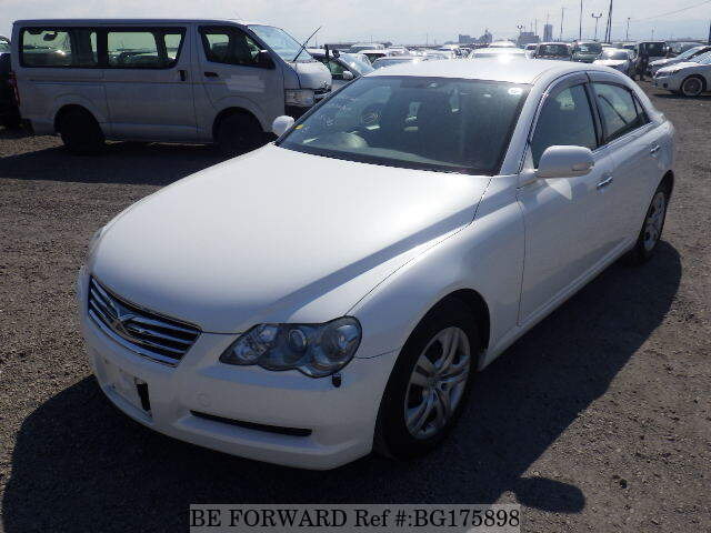 fbce8d2f05139a Used 2009 TOYOTA MARK X 250G L PACKAGE DBA-GRX120 for Sale BG175898 ...