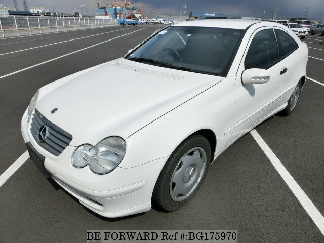 Used 2004 MERCEDES-BENZ C-CLASS BG175970 for Sale