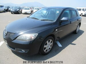 Used 2006 MAZDA AXELA SPORT BG177176 for Sale