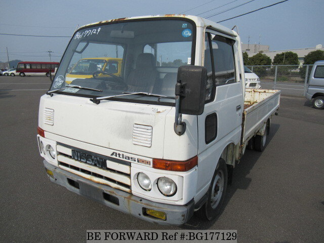 Used 1990 NISSAN ATLAS BG177129 for Sale