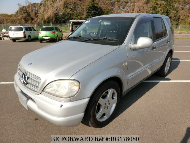 Used 2000 MERCEDES-BENZ M-CLASS BG178080 for Sale