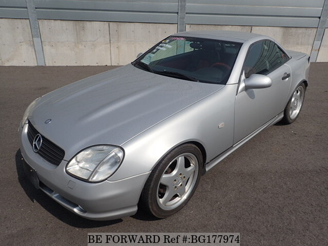 Used 1998 MERCEDES-BENZ SLK BG177974 for Sale