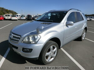 Used 2005 MERCEDES-BENZ M-CLASS BG178095 for Sale