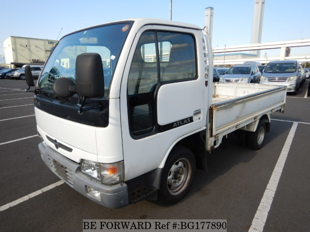 Used 2003 NISSAN ATLAS/GE-SH2F23 for Sale BG177890 - BE FORWARD