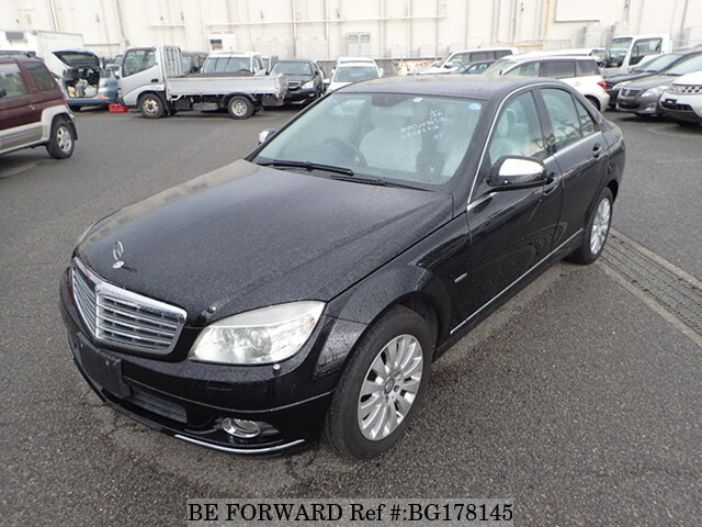 Used 2008 MERCEDES-BENZ C-CLASS BG178145 for Sale