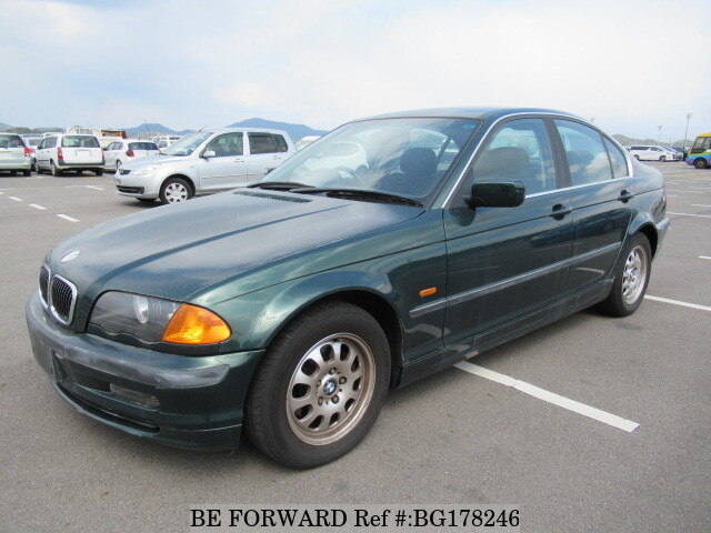Used 2000 BMW 3 SERIES BG178246 for Sale