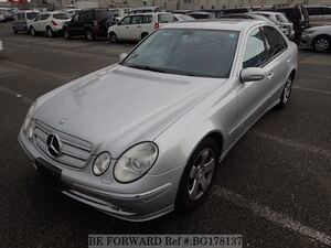 Used 2006 MERCEDES-BENZ E-CLASS BG178137 for Sale