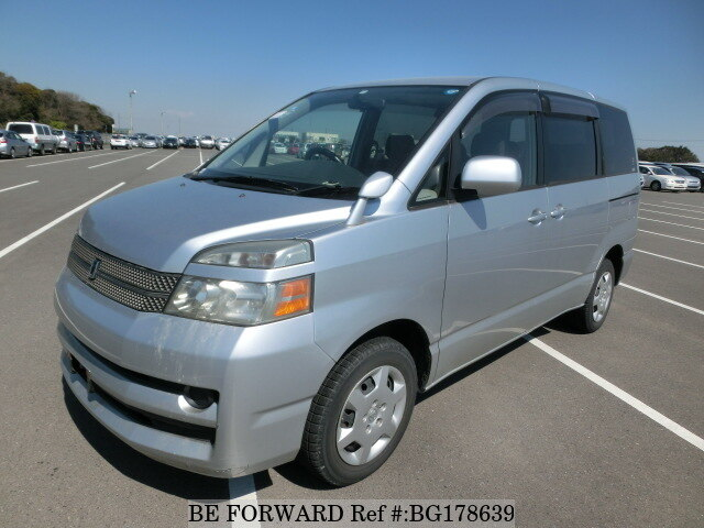Used 2006 TOYOTA VOXY BG178639 for Sale