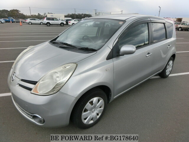Used 2006 NISSAN NOTE BG178640 for Sale