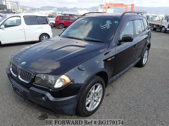 Used 2004 BMW X3 BG179174 for Sale