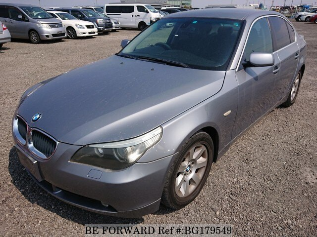 Used 2004 BMW 5 SERIES BG179549 for Sale