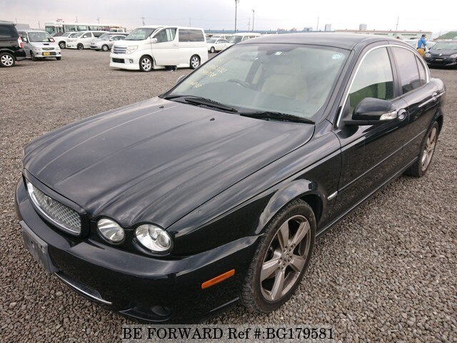 Used 2009 JAGUAR X-TYPE BG179581 for Sale
