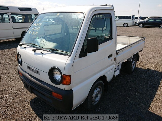 Used 1995 SUZUKI CARRY TRUCK BG179589 for Sale