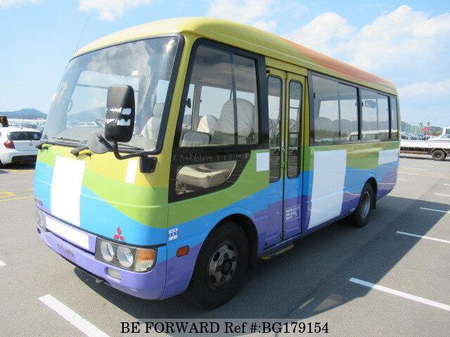 Used 2004 MITSUBISHI ROSA/KK-BE63EE for Sale BG179154 - BE