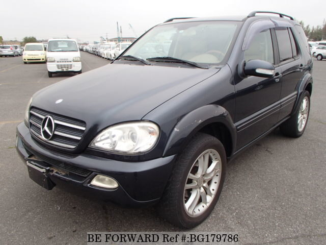 Used 2007 MERCEDES-BENZ M-CLASS BG179786 for Sale