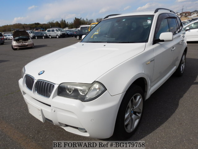 Used 2009 BMW X3 BG179758 for Sale
