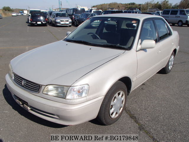 Used 1998 TOYOTA COROLLA SEDAN BG179848 for Sale