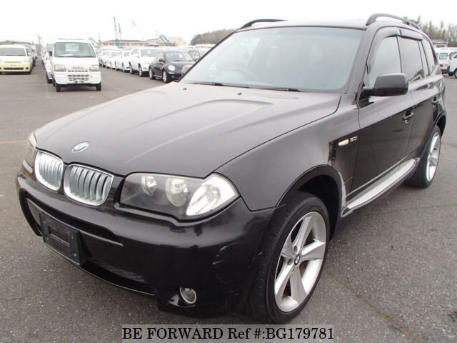 Used 2004 BMW X3 BG179781 for Sale