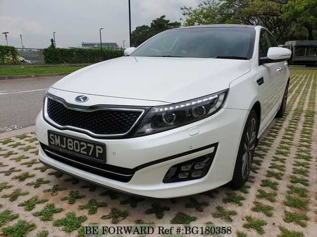 Used 2015 KIA OPTIMA BG180358 for Sale