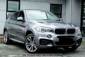 Used 2018 Bmw X6 Automatic Diesel For Sale Bg182074 Be Forward