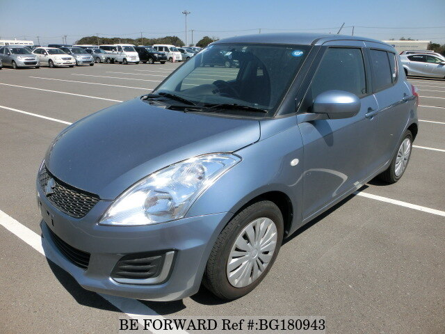 Used 2015 SUZUKI SWIFT BG180943 for Sale