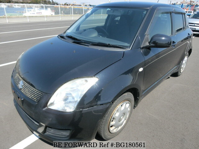 Used 2007 SUZUKI SWIFT BG180561 for Sale