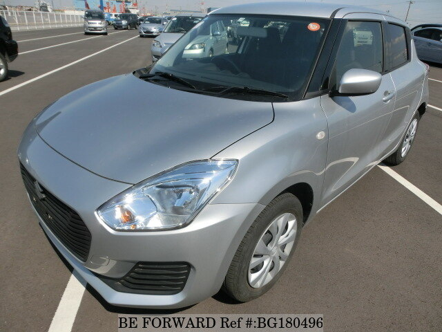 Used 2017 SUZUKI SWIFT BG180496 for Sale