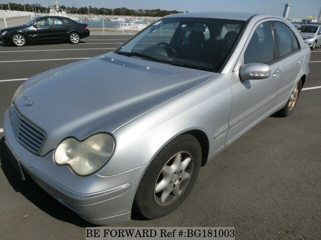 Used 2003 MERCEDES-BENZ C-CLASS BG181003 for Sale