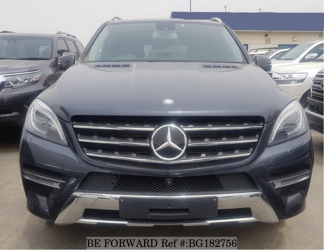 Used 2014 MERCEDES-BENZ ML CLASS BG182756 for Sale