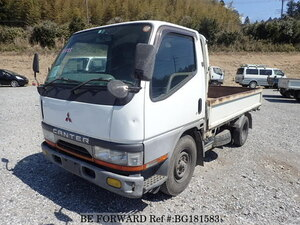 Used 1994 MITSUBISHI CANTER BG181583 for Sale