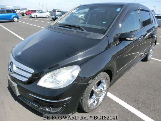 Used 2007 MERCEDES-BENZ B-CLASS BG182141 for Sale