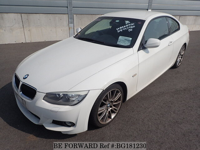 Used 2012 BMW 3 SERIES BG181230 for Sale