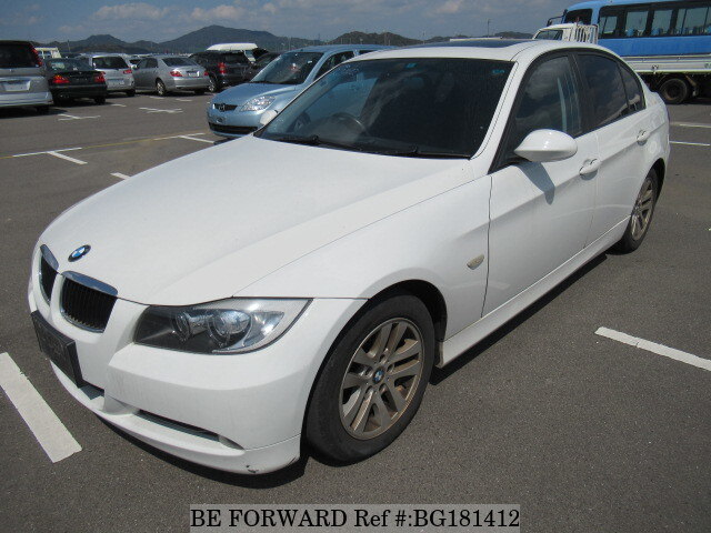 Used 2005 BMW 3 SERIES BG181412 for Sale