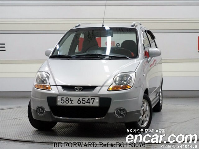 Used 2008 DAEWOO MATIZ BG183076 for Sale