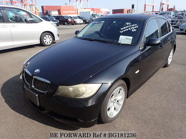 Used 2008 BMW 3 SERIES BG181236 for Sale