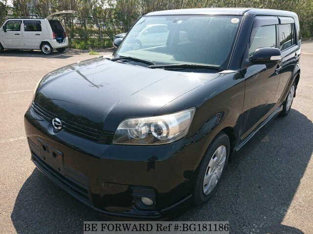 Used 2008 TOYOTA COROLLA RUMION BG181186 for Sale