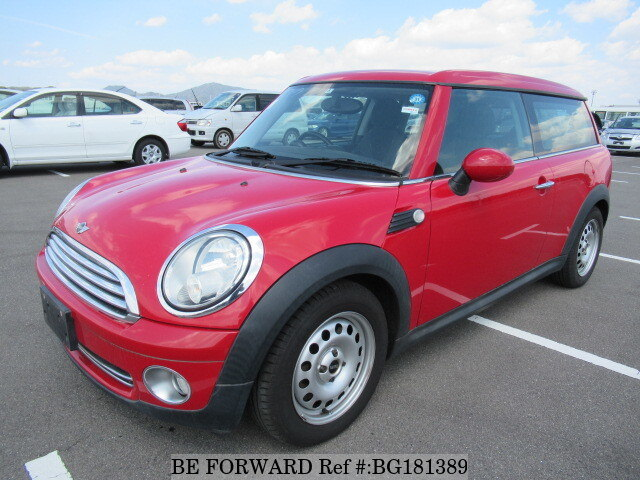Used 2010 BMW MINI CLUBMAN BG181389 for Sale