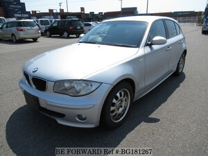 Used 2006 BMW 1 SERIES BG181267 for Sale