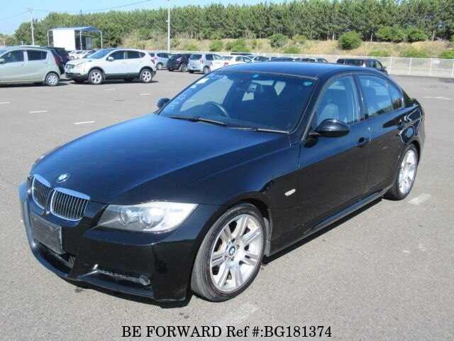 Used 2008 BMW 3 SERIES BG181374 for Sale
