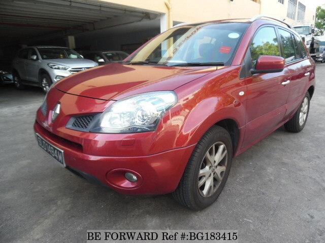 подержанные 2009 Renault Koleos Koleos 25 Cvt Abs Dab 4wd 6dr