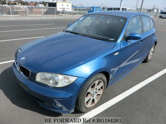 Used 2005 BMW 1 SERIES BG184261 for Sale