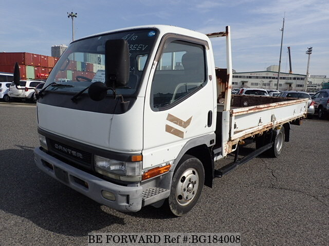 806aa8b31c Used 2001 MITSUBISHI CANTER KK-FE63EEV for Sale BG184008 - BE FORWARD