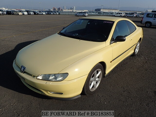 Used 1998 PEUGEOT 406 BG183853 for Sale