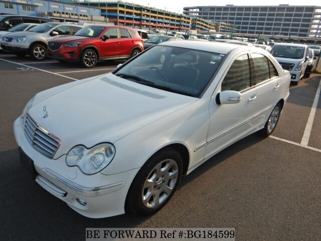 Used 2006 MERCEDES-BENZ C-CLASS BG184599 for Sale