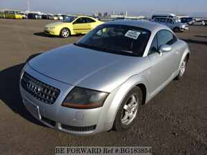 Used 2004 AUDI TT BG183854 for Sale