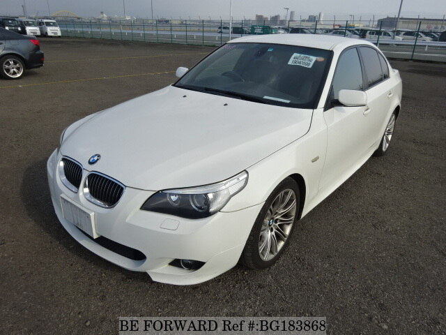 Used 2006 BMW 5 SERIES BG183868 for Sale