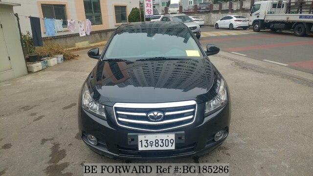 Used 2009 CHEVROLET LACETTI BG185286 for Sale